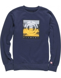 Element sweatshirt rolling boy